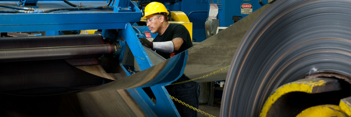Premier Slitting Distributor of Non-Ferrous Materials